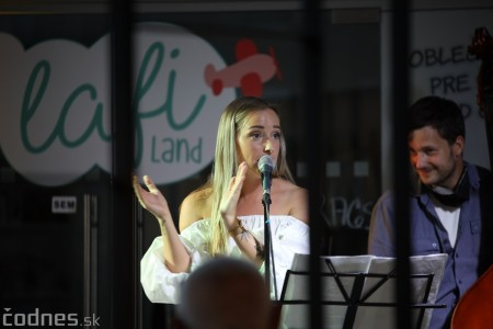 Foto a video: Lenka Piešová - Music Box Project - Bistro café - Prievidza 2020 47