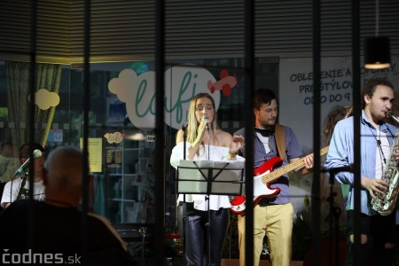 Foto a video: Lenka Piešová - Music Box Project - Bistro café - Prievidza 2020 48