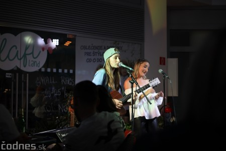 Foto a video: Lenka Piešová - Music Box Project - Bistro café - Prievidza 2020 51