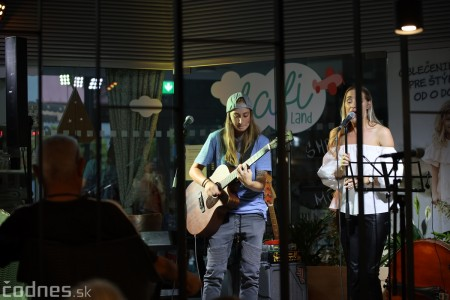 Foto a video: Lenka Piešová - Music Box Project - Bistro café - Prievidza 2020 54