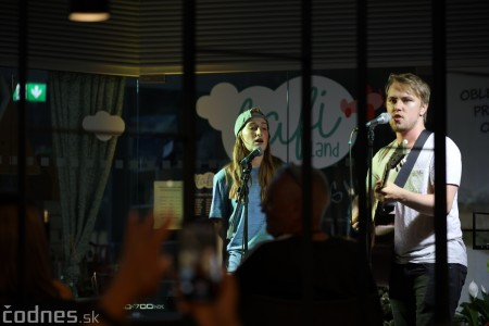 Foto a video: Lenka Piešová - Music Box Project - Bistro café - Prievidza 2020 66