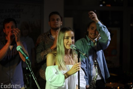 Foto a video: Lenka Piešová - Music Box Project - Bistro café - Prievidza 2020 67
