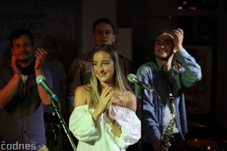 Foto a video: Lenka Piešová - Music Box Project - Bistro café - Prievidza 2020 68