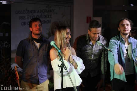 Foto a video: Lenka Piešová - Music Box Project - Bistro café - Prievidza 2020 70