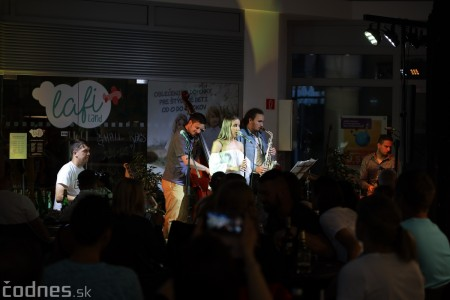 Foto a video: Lenka Piešová - Music Box Project - Bistro café - Prievidza 2020 71