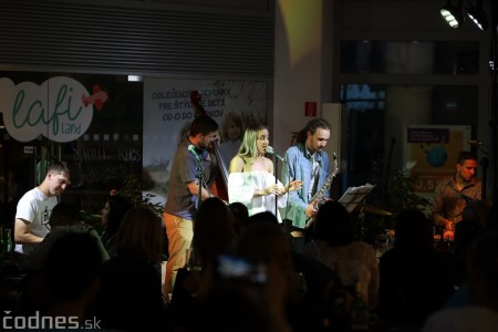 Foto a video: Lenka Piešová - Music Box Project - Bistro café - Prievidza 2020 72
