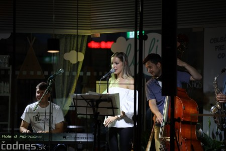 Foto a video: Lenka Piešová - Music Box Project - Bistro café - Prievidza 2020 77