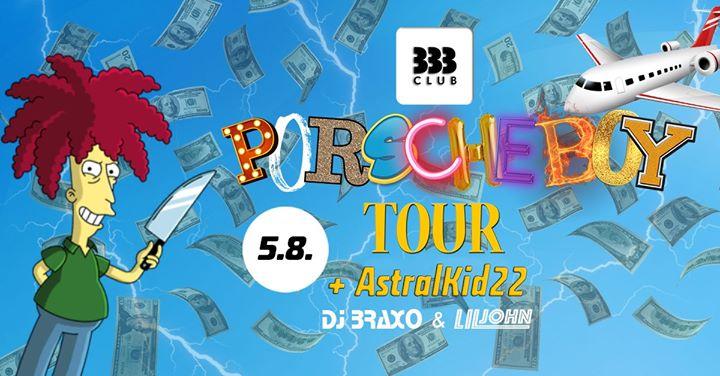 ♛ Porsche Boy Tour /// Str 5.8. ♛