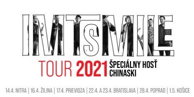 IMT SMILE - Prievidza - Zimný štadión - 2021 - nový termín