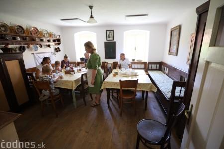 Foto: Otvorili múzeum Bencovje grunt, ktorý vráti návštevníkov Bojníc do života z čias monarchie 4