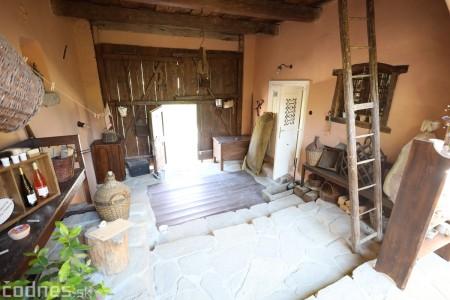 Foto: Otvorili múzeum Bencovje grunt, ktorý vráti návštevníkov Bojníc do života z čias monarchie 8