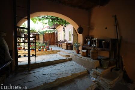 Foto: Otvorili múzeum Bencovje grunt, ktorý vráti návštevníkov Bojníc do života z čias monarchie 9