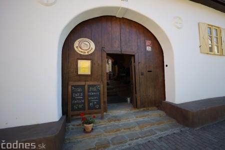 Foto: Otvorili múzeum Bencovje grunt, ktorý vráti návštevníkov Bojníc do života z čias monarchie 10