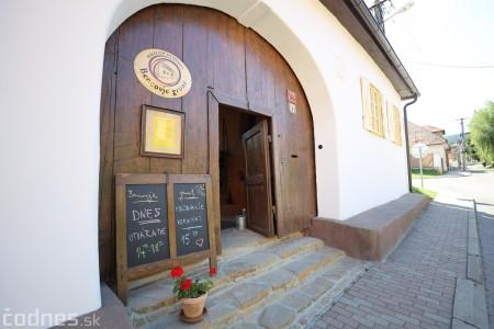 Foto: Otvorili múzeum Bencovje grunt, ktorý vráti návštevníkov Bojníc do života z čias monarchie 14