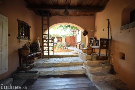 Foto: Otvorili múzeum Bencovje grunt, ktorý vráti návštevníkov Bojníc do života z čias monarchie 15