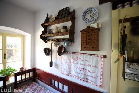 Foto: Otvorili múzeum Bencovje grunt, ktorý vráti návštevníkov Bojníc do života z čias monarchie 31