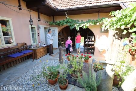 Foto: Otvorili múzeum Bencovje grunt, ktorý vráti návštevníkov Bojníc do života z čias monarchie 36