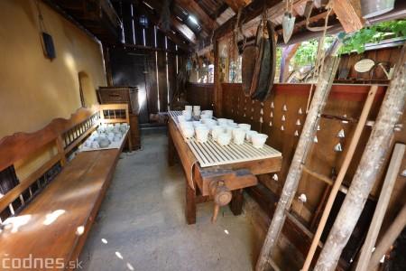 Foto: Otvorili múzeum Bencovje grunt, ktorý vráti návštevníkov Bojníc do života z čias monarchie 39