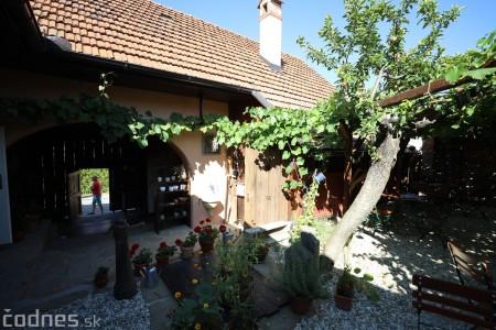 Foto: Otvorili múzeum Bencovje grunt, ktorý vráti návštevníkov Bojníc do života z čias monarchie 46