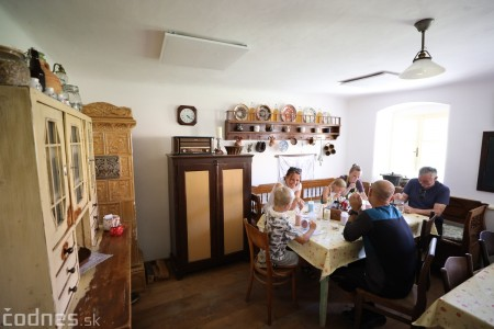 Foto: Otvorili múzeum Bencovje grunt, ktorý vráti návštevníkov Bojníc do života z čias monarchie 49