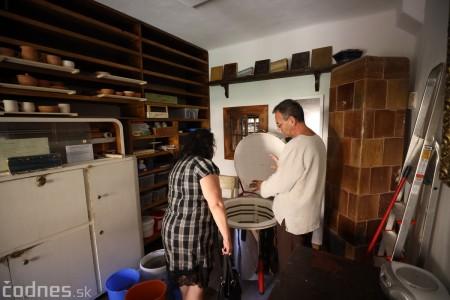 Foto: Otvorili múzeum Bencovje grunt, ktorý vráti návštevníkov Bojníc do života z čias monarchie 53