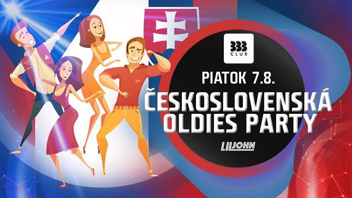 ☆ ČeskoSlovenská Oldies Party ☆ 7.8.