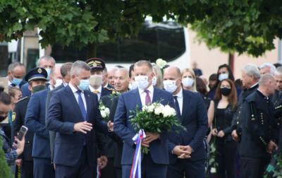 Video: Verejnosť aj politici spomínali na obete najväčšej banskej tragédie