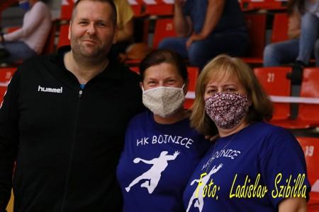 Foto: Bombastický návrat hádzanárov Bojníc do 1.ligy! HK Kúpele Bojnice - TJ Sokol Cífer 33:23 18