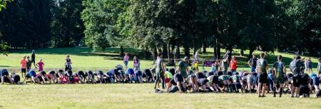Foto a video: Tretí ročník charitatívneho športového dňa v Prievidzi - Spartan - šport aj životný štýl 0