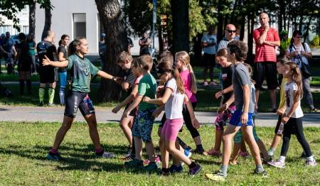 Foto a video: Tretí ročník charitatívneho športového dňa v Prievidzi - Spartan - šport aj životný štýl 1