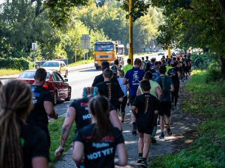 Foto a video: Tretí ročník charitatívneho športového dňa v Prievidzi - Spartan - šport aj životný štýl 2