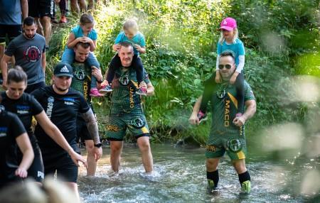 Foto a video: Tretí ročník charitatívneho športového dňa v Prievidzi - Spartan - šport aj životný štýl 4