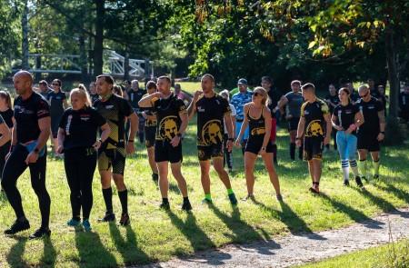 Foto a video: Tretí ročník charitatívneho športového dňa v Prievidzi - Spartan - šport aj životný štýl 8