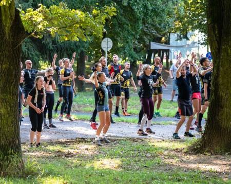 Foto a video: Tretí ročník charitatívneho športového dňa v Prievidzi - Spartan - šport aj životný štýl 9