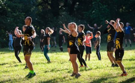 Foto a video: Tretí ročník charitatívneho športového dňa v Prievidzi - Spartan - šport aj životný štýl 10
