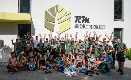 Foto a video: Tretí ročník charitatívneho športového dňa v Prievidzi - Spartan - šport aj životný štýl 12
