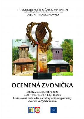 Ocenená zvonička