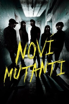 Noví mutanti (New Mutants)