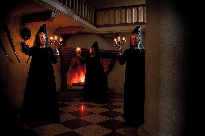 Zrušené - Svetlonos na Bojnickom zámku