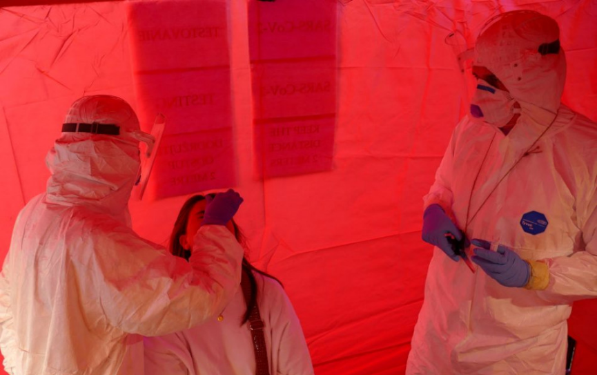 Koronavírus: REKORD - Vo štvrtok na Slovensku pribudlo 235 prípadov koronavírusu