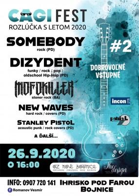 CAGI Fest 2020 #2 - Bojnice