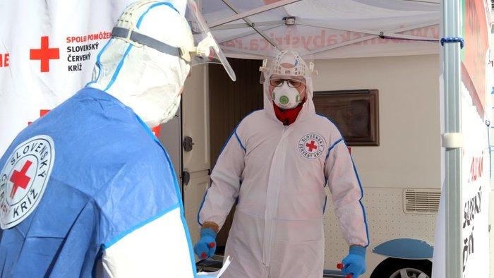 Koronavírus:  V okrese  Prievidza hlásia 12 nových pacientov