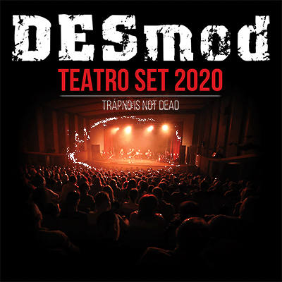 Desmod - Teatro set 2020