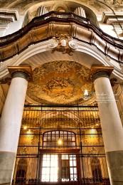 Foto: Piaristický kostol Najsvätejšej Trojice v Prievidzi 1