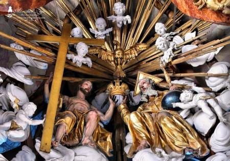 Foto: Piaristický kostol Najsvätejšej Trojice v Prievidzi 3