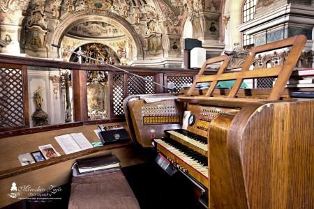 Foto: Piaristický kostol Najsvätejšej Trojice v Prievidzi 4