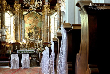 Foto: Piaristický kostol Najsvätejšej Trojice v Prievidzi 6