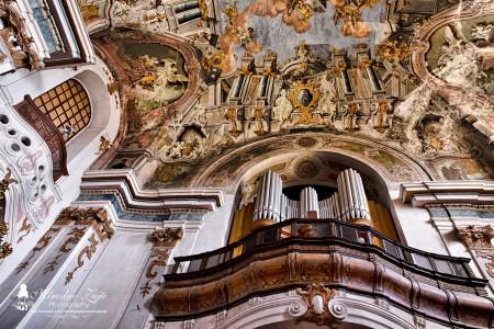 Foto: Piaristický kostol Najsvätejšej Trojice v Prievidzi 8