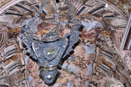 Foto: Piaristický kostol Najsvätejšej Trojice v Prievidzi 9