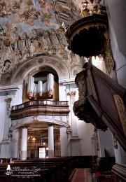 Foto: Piaristický kostol Najsvätejšej Trojice v Prievidzi 11